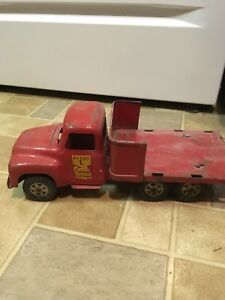 Buddy L  farm truck antique toy