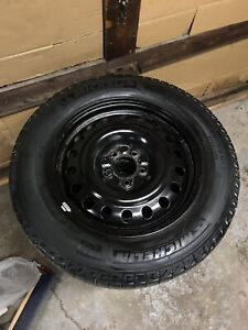 Michelin Latitude Winter Wheels! 5x115 235/60 17