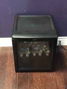 Wine cooler almost new