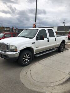 2004 F350 Diesel  for sale/trade