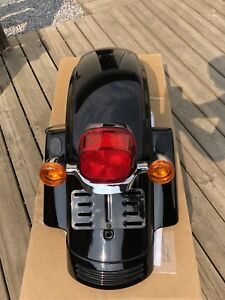 2010 Harley Touring Rear Fender