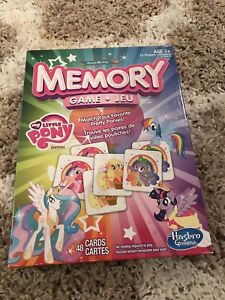 Memory Game - my Little Pony