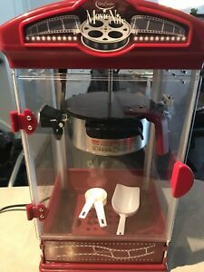 Betty Crocker Movie Nite Cinema-Style Kettle Popcorn Maker