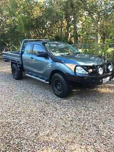 2013 Mazda BT 50  4x4 Thornlands Redland Area Preview