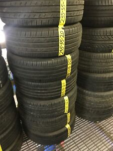 235-55-20 ALL SEASON MICHELIN TIRES IN EXCELLENT CONDITION!!