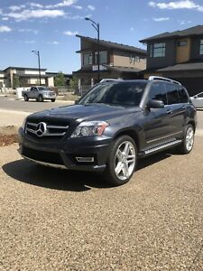 Bought new! 2012 Mercedes GLK350 4MATIC AMG