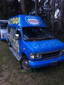 1994 Ford Ice Cream Van