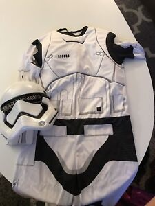 Boys Storm Trooper Costume size 7/8