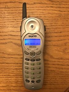SANYO Cordless phone with HEADSET