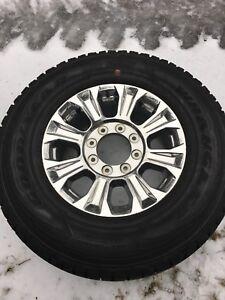 2017 brand new ford f/250 f/350 - 18 in rims and tires