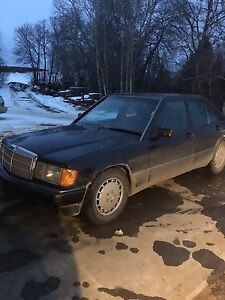 1991 Mercedes Benz 190e 2.6l