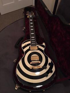 Zakk Wylde Gibson Les Paul Custom
