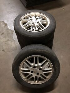 195/60/15 Uniroyal Tiger Paw! Pneus D'Hiver! Winter Tires