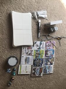 Wii console and games for sale!!