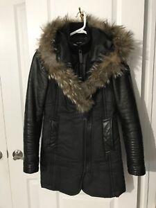 RUDSAK winter parka / coat - size Medium