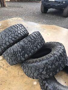 "35"" tyres Bullsbrook Swan Area Preview"
