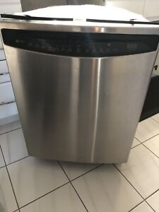 GE Profile Dishwasher with smart dispense