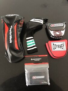 Golf head covers ! Taylormade, odyssey