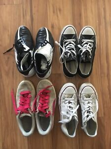Assortment of women s casual sport shoes all size 6. 265e0b7183