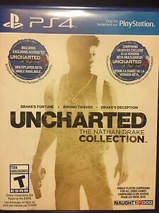 Uncharted collection CHEAP