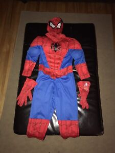 Spiderman costume 4/5 years