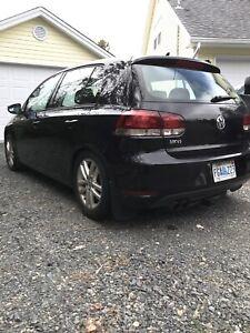 2011 VW golf highline 2.5L mk6