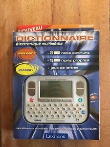 Dictionnaire électronique