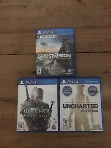 PS4 Games for Sale- Open to Offers!