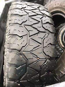 """33"""" Dunlop fierce attitudes"""