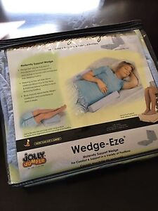 Maternity support wedge