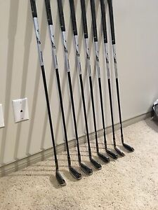 Taylormade Rocket bladez golf irons