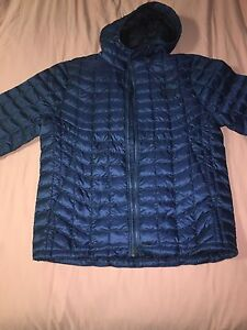 Brand New, Tags Attached Thermoball hoodie, jacket, Medium