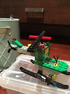 Lego helicopters Glenelg Holdfast Bay Preview