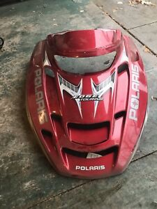 Polaris edge hood