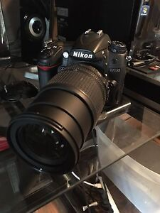 Used Nikon D7000 with 18-105 lens