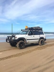 Nissan gu patrol sale or swap tourer ready to go Caboolture Caboolture Area Preview