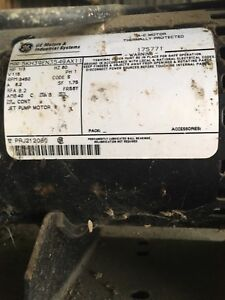 Jet pump motor for sale