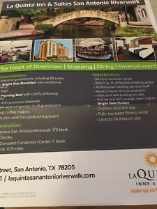 3 night stay in San Antonio! Inc attractions and more!
