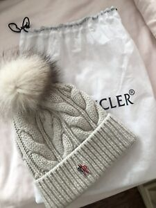Moncler puff hat