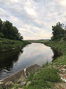 Chalet à louer sur le bord de la rivière à 30 minutes de Québec