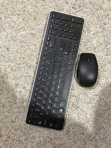 【$20】Dell KM713 Wireless Keyboard and Mouse