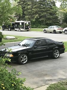 Supercharged fox body cobra   For sale