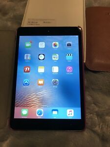 iPad 2 mini with Retina display 32 gig sold ppu
