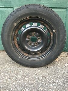 16 Inch Winter Tires and Rims (Set of 4)