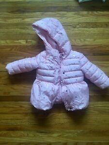 The Children's Place winter coat. 12m