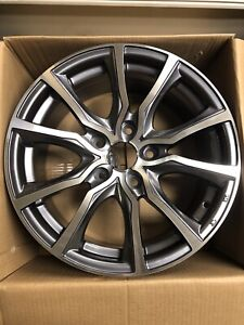 16' RTX Machined/Gunmetal Rims $600 OBO