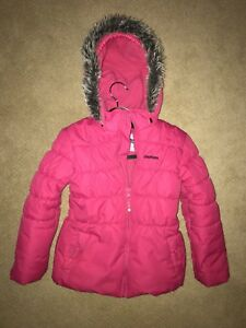Girls Oshkosh winter jacket (size7)