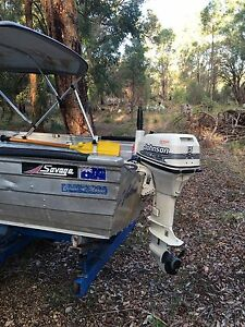 3.8 M savage dinghy roof topper Gidgegannup Swan Area Preview