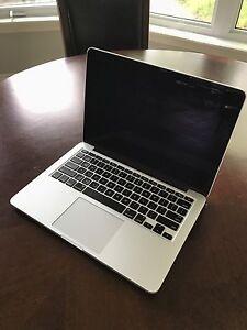 """MacBook Pro 13"""" Retina (December 2015)"""