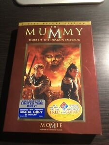 The Mummy: The Tomb of the Dragon Emperor special edition DVD